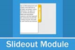 DNNSmart Slideout Module 1.0.1 - Slide out, floating, Float, Contact, Azure Compatible