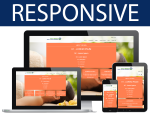 Spa Package Skin Pack / 5 Responsive Skins with 3 Containers / HTML5 / CSS3 / Bootstrap 3