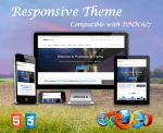DNN Professional Theme // 15 Colors // Ultra Responsive // HTML5 // CSS3 // Bootstrap 3 // Parallax