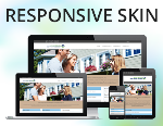 Real Estate Skin Pack / 4 Responsive Skins with 25 Containers / HTML5 / CSS3 / Bootstrap 3
