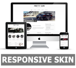 Car Racing Responsive Skin / Business / Slider / Fancybox / Bootstrap3 / Mobile / Used Car Store