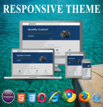 OnePage ( V.1 ) / Ultra Responsive / Bootstrap 3 / HTML5 / CSS3 / 32 Colored / Clean / Beautiful