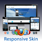 Corporate Theme / 10 Colors / Ultra Responsive / HTML5 / CSS3 /  Bootstrap / DNN 6.x & 7.x