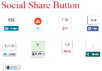 Social Share Button V1