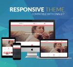 Beauty Theme BD008 Pink / SPA / Romantic / Responsive / Slider / Mega Menu / Parallax / Bootstrap