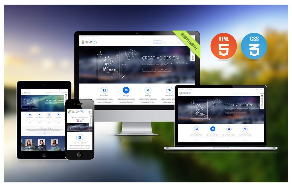 Unlimited DNN Theme 036 (V5.1.0) / Responsive / Multi-Purpose / Retina / Short Codes / Bootstrap 3