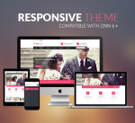 Wedding Theme BD004 Rose / Romantic / Marriage / Mega Menu / LeftMenu / Bootstrap3 / Slider