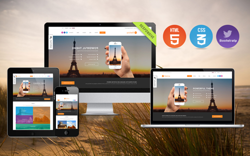 Unlimited DNN Theme 052 (V1.2.0) / Responsive / Themes / Retina / Bootstrap 3