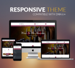 Wine Theme BD008 Grape / Responsive / Restaurant / Slider / MegaMenu / Parallax / Left Menu / Mobile