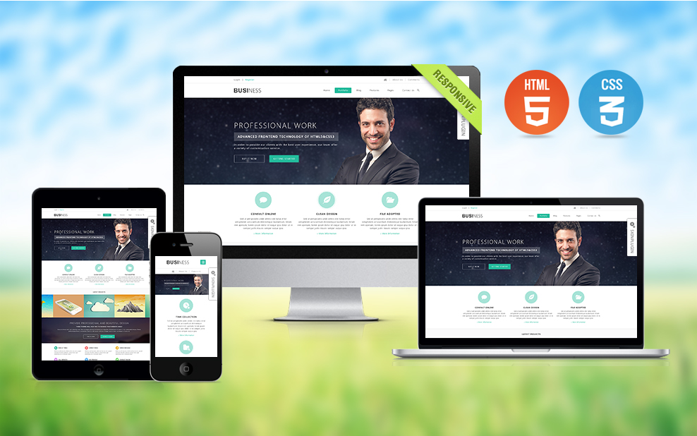 Unlimited Responsive DNN Theme 043 (V4.2.0) Retina / ShortCodes / Bootstrap3 / CSS3Animations