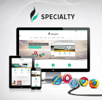 Specialty V2 Theme // Responsive // Retina // Site Template // Unlimited Colors // Bootstrap 3