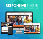Education Theme BD004 Orange  / University / Business / Slider / Mega Menu / Parallax / Mobile