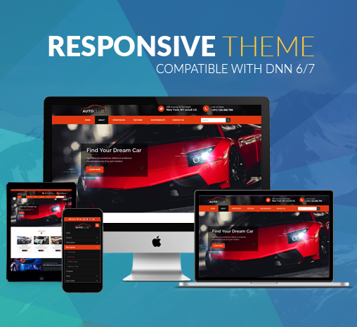 AutoClub Theme / Car / Automotive / Mega Menu / Responsive / Parallax / Slider / Bootstrap / Mobile