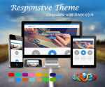 Responsive(v1) / 15 Colors / Corporate / Business / HTML5 / CSS3 / Bootstrap v3.3.5 / Parallax