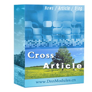 DNN Store Home Product Details Cross Article 83 News
