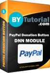 PayPal Donation Button - bytutorial.com