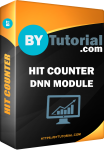 Hit Counter - bytutorial.com