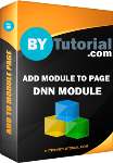 Add Module to Page - bytutorial.com