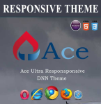 Ace ( V3 ) / Portfolio / Corporate / HTML5 / CSS3 / 32 Colored / Clean / Beautiful