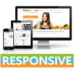 Dream Series Responsive Skin Package / Business / Company / Bootstrap / Education Themes / Pizza