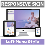Yoga1607 Responsive DNN Theme / Suitable for Yoga/ Fitness Club / Sports / Health / Beauty