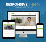 Handy Theme 12 Colors Pack / Responsive / Business / Mega Menu / Mobile / Parallax / DNN6/7/8