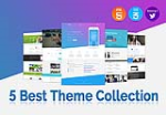 (60% SALE) 5 Best Theme Collection (1.0.1)