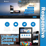 Mirror Responsive Theme (3.09) / Unlimited Colors/ 700+ Google Fonts / Mega Menu / DNN 6, 7 & 8