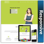 Brizo Responsive Theme (1.03) / Unlimited Colors/ 700+ Google Fonts / DNN 6, 7 & 8