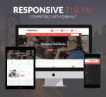 Optimize Theme 12 Colors Pack / Responsive / Business / Mega / Mobile / Parallax / DNN6/7/8