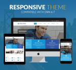 Creator 12 Colors Pack / Responsive Theme / Business / Mega Menu / Mobile / Parallax / DNN 6/7/8
