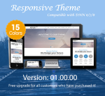 Kepler(v1.1) / 10 Themes / Enterprise License / Responsive / 15 Colors / Bootstrap 3.3.5 / Parallax