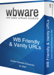 WB Friendly URLs 1.0