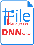 DNN File Management Add-on 1.0