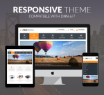 Corpress 12 Colors Pack / Responsive Theme / Business / Mega Menu / Mobile / Parallax / DNN6/7/8