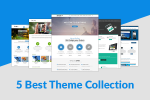 (70% SALE) 5 Best Theme Collection (v1.1)