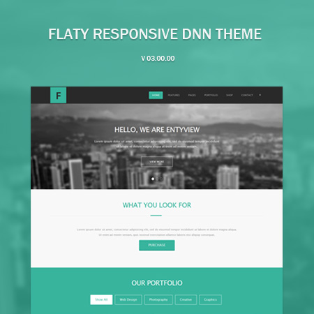 dnn store home product details flaty v3 responsive theme