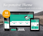 (10% SALE) Genius (v1.3) / 10 Colors / Ultra Responsive / Bootstrap / HTML5 / CSS3 / Parallax