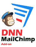 DNN MailChimp Add-on 2.1