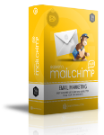 EasyDNNmailChimp Plus 8.0 (MailChimp integration, Newsletter, Email marketing, Pop-up forms)