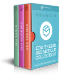 EDS Theme and Module Collection 8.0 (6 professional themes and powerful modules)