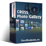Cross Photo Gallery 6.3 - Image & Flickr & Picasa & Media & Slideshow & Mobile & DNN 8/9