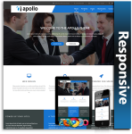 Apollo Responsive Theme (1.05) / Unlimited Colors/ 700+ Google Fonts / Mega Menu / DNN 7, 8 & 9