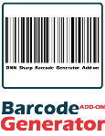DNN Barcode Generator Add-on