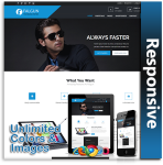 Falgun Responsive Theme (1.00) / Unlimited Colors/ 700+ Google Fonts / DNN 7, 8 & 9