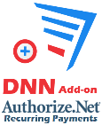 DNN Authorize.Net Add-on 2.2