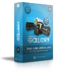 EasyDNNgallery 8.7 (Image gallery, video gallery and audio gallery)