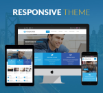 Responsive Theme Creator 12 Colors Pack / Business / MegaMenu / Mobile / Parallax / DNN9