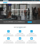 Pose Responsive Theme (1.09) / 7 Responsive Slider / 30 Pre-defined colors / Bootstrap v3.3.7