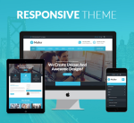 Muller 12 Colors Theme / Responsive / Business / MegaMenu / Mobile / Parallax / DNN6/7/8/9
